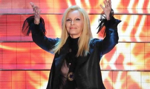 "Patty Pravo, nude look a Sanremo 2009, rivela, ""Amo canne e sesso!!!"""