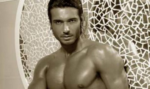 Francesco Allegra, il più bello d'Italia a Mister Universo!!! Foto e video