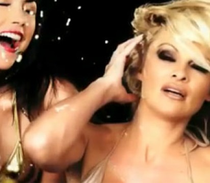 Pamela Anderson e lo spot censurato, ecco il video