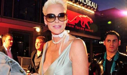 "Una Brigitte Nielsen ""rifatta"" al New Faces Awards 2010"