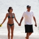 Foto George Clooney ed Elisabetta Canalis alle Hawaii