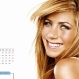 Foto Jennifer Aniston Calendario 2009 Metro