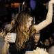 Foto sexy Belen Rodriguez in disco (Eva Tremila)