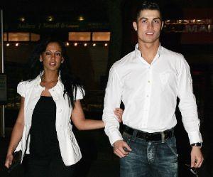 Caduta di stile per Ronaldo