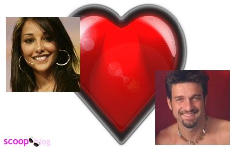Amore al bacio tra Juliana Moreira e Edoardo Stoppa