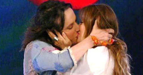 Alba Parietti, lesbo o bisex, l'importante sia sesso!!!
