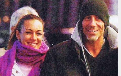 Melita e Maurizio Uzzi di nuovo assieme