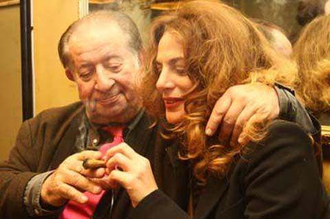 Caterina Varzi, l'avvocatessa, la nuova attrice di Tinto Brass!
