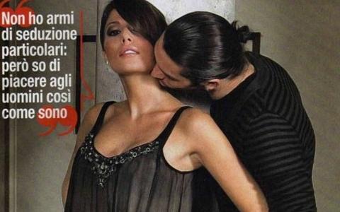 Alessandra Sorcinelli e Cristiano Angelucci, la nuova coppia mediatica.