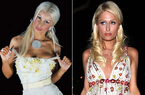 Da Paris Hilton a Paris Wilton il passo è breve, ecco la pornostar sosia dell'ereditiera!!!
