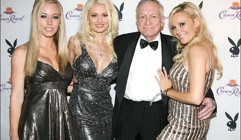 Sanremo 2009, arrivano le conigliette di Playboy: Kristina & Karissa Shannon, Crystal Harriss, Dasha Astafieva, Sarah Nile, Micol Ronchi e Cristina De Pin