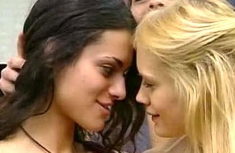 Laura e Cristina del Grande Fratello 9, prima il calendario, ora i massaggi hot!!!