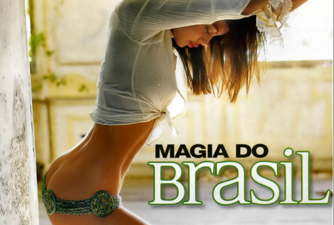 Camille Cordeiro Charao su Maxim!!! Foto e video