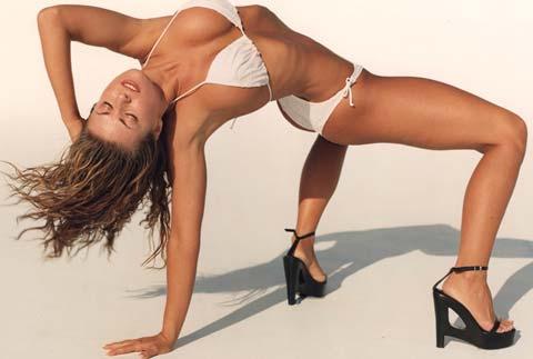 Carmen Electra su Playboy Messico!