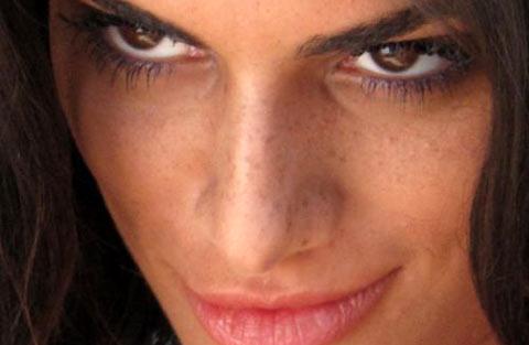 Pronto il calendario hot 2010 di Cristina Del Basso, il backstage!!!