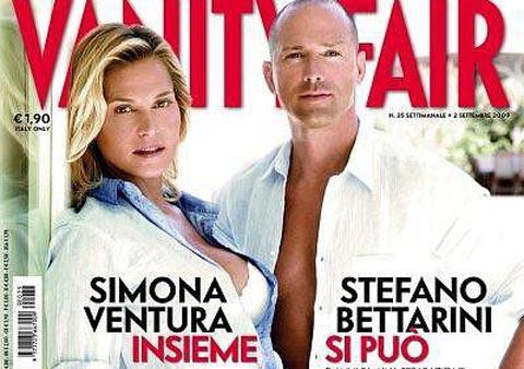 Simona Ventura e Stefano Bettarini insieme per Quelli che il calcio