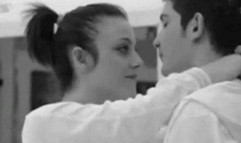 Pierdavide Carone parla del suo amore per Grazia Striano