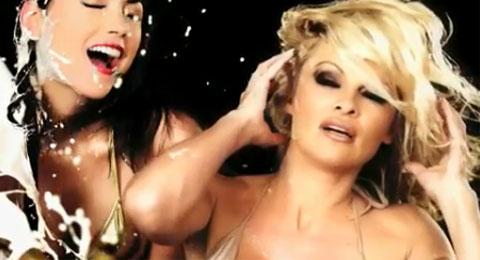 Pamela Anderson e lo spot censurato, ecco il video