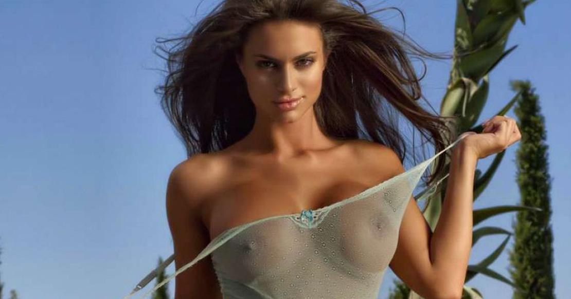 Cristina Del Basso nuda su Playboy